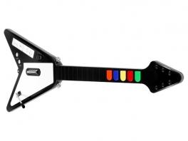 Speel er gerust op los en wordt behendig met gitaren.
