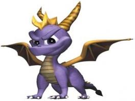 Er is maar een speelbaar personage : Spyro.