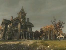 Het Spiderwick Estate, waar je avontuur begint.