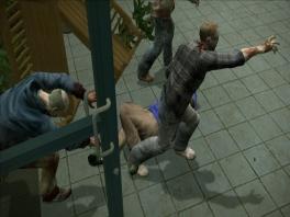 Uitverkoop ZOMBIE BV (alles voor uw zombie) uit de hand gelopen.
