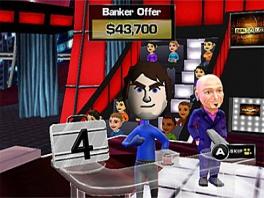 """Had de Wii maar """"Geef het geld in het echt""""-knop."""