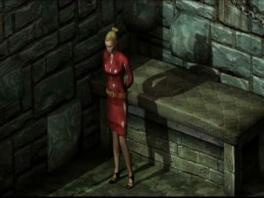 Ook andere personages uit de strip zijn te zien, zoals Eva