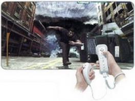 Je krijgt constant nieuwe manieren voorgeschoteld om de Wii-mote te gebruiken.