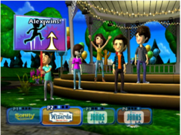 Speel als de hoofdpersonages van je favoriete Disney-cartoons en -sitcoms, of als je eigen Mii!