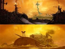 Als de game net zo episch is als het artwork, dan zit het wel goed!