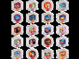 Er zijn heel veel <a href = https://www.mariowii.nl/wii_spel_info.php?Nintendo=Disney_Infinity_Power_Discs_-_Series_1>power discs</a>. Ze geven je veel meer mogelijkheden in de toy box!