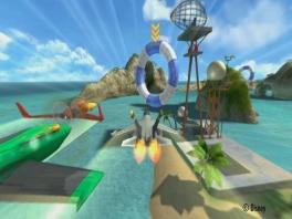 Die gameplay ziet er totaaal niet exact hetzelfde uit als die van <a href = https://www.mario64.nl/Nintendo64_Pilot_Wings.htm target = _blank>Pilotwings</a>...
