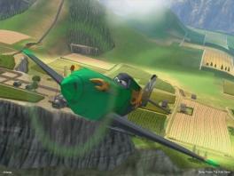 De graphics zijn echt schitterend in <a href = https://www.mariowii.nl/wii_spel_info.php?Nintendo=Disney_Planes>Disney Planes</a>!