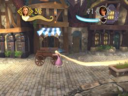 <a href = https://www.mariowii.nl/wii_spel_info.php?Nintendo=Disney_Rapunzel>Rapunzel</a> laat d'r haren lekker overal slingeren in deze game.