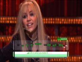 Zing de nummers van  Miley van voordat ze haar haar eraf knipte en overal tegenaan begon te twerken.