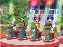 Speel met je favoriete personages van Disney!
