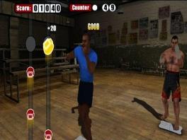 Trainen is essentieel om een goeie boxer te worden.