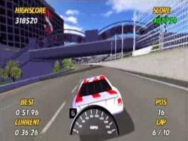 Drag and Stock Racer: Screenshot