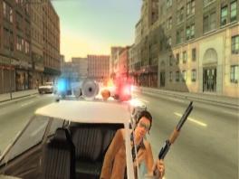 Je speelt met TK (The Kid) een 18 jarige jongen die de stad onveilig gaat maken.
