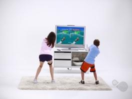Ook in deze  <a href = https://www.mariowii.nl/wii_spel_info.php?Nintendo=EA_Sports_Active>EA Sports Active</a> kun je met twee sporten!