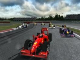 F1 games spreken vaak alleen liefhebbers van de sport aan, wat hier ook het geval is.