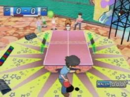 Een power smash, een lob shot of een gewone slag: in deze game draai je je hand er niet voor om.