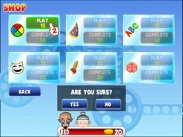 Dit is toch weer zo een gezellige game om eens lekker samen met je familie te spelen!