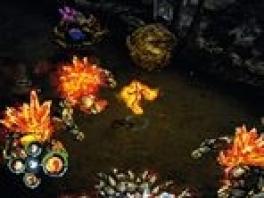 The Human Torch kan zichzelf omgeven met vlammen en zo vanalles en nog wat aanvallen.