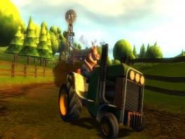 Het is me daar een <a href = https://www.mariowii.nl/wii_spel_info.php?Nintendo=Beestenboel>Beestenboel</a> daar op de boerderij!