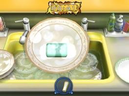 Afwassen in het echte leven is al geen pretje, dus of het in deze game nou zo geweldig is?