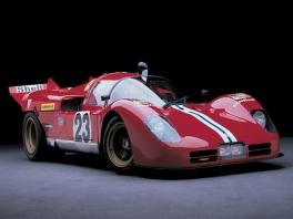 De Ferrari: nog altijd koning van de racewagens!
