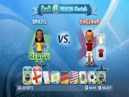 Bij Fifa kan je met alle voetballers spelen.