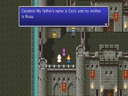 Het klassieke spel, Final Fantasy IV