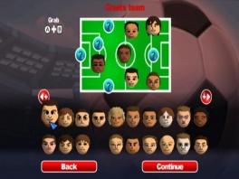 Er zijn vele spelers die je in je team kan doen.