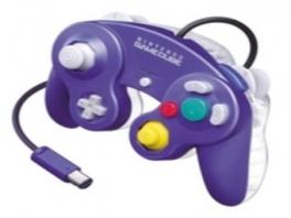 Er zijn ook <a href = https://www.mariocube.nl target = _blank>GameCube</a>-controllers met een doorzichtige onderkant!