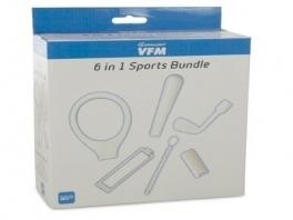 Deze set is leuk om te gebruiken met <a href = https://www.mariowii.nl/wii_spel_info.php?Nintendo=Wii_Sports_Resort>wii sports resort</a> en wii sports.