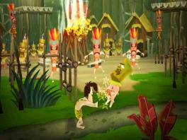 Speel als George, het klunzige antwoord op <a href = https://www.mario64.nl/Nintendo64_Disneys_Tarzan.htm target = _blank>Tarzan</a>!