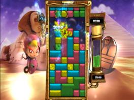Allemaal leuk en aardig, maar toch lijkt het wel heel erg op <a href = https://www.mario64.nl/nintendo64thenewtetris.htm target = _blank>Tetris</a>...