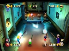 "Niks leuker dan het imiteren van ""<a href = https://www.mariowii.nl/wii_spel_info.php?Nintendo=Ghostbusters_The_Video_Game>Ghostbusters</a>""!"