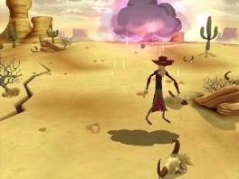 Ben je op vakantie, heb je de enige regenwolk in de woestijn boven je hangen...