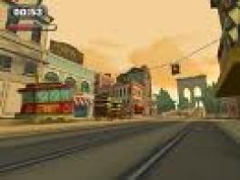 De boeven zijn er bijna: vandaar dat de straten zo verlaten zijn!