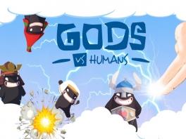 Zo zien alle goden eruit: als indentieke zwarte figuurtjes met hoedjes!