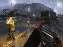 In het speel zitten veel verschillende wapens zoals de AK-47.