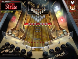 Is dit nu Pinball of Bowling?