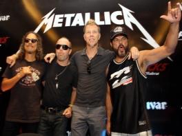 Alle nummers in dit spel zijn afkomstig van de legendarische metalband Metallica!