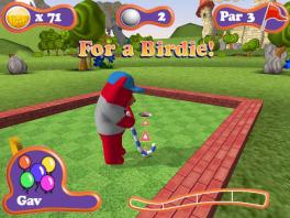 Dat is geen Birdie, dat is een Beer!