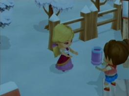 Magical Melody was oorspronkelijk een GameCube spel, die niet in Europa is uitgekomen.
