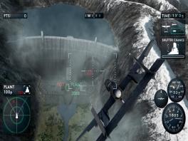 Als er één vliegtuig over de dam is...