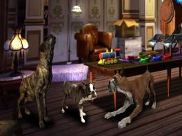 Hotel For Dogs: Afbeelding met speelbare characters