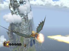 How to Train Your Dragon 2: Screenshot