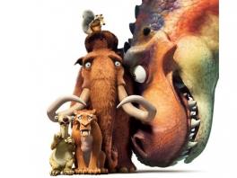Manfred, Sid, Diego en Scrat krijgen het ook nu weer zwaar te verduren...
