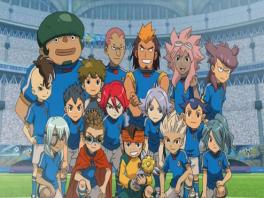 Speel als de Inazuma Eleven, het legendarische voetbalteam!