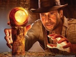 De titel verraadt het al: jij speelt als de legendarische Indiana Jones.