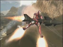 """Iron Man doet veel aan """"raket worstelen"""" in zijn vrije tijd."""