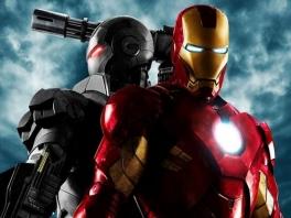 Speel als de onverslaanbare <a href = https://www.mariowii.nl/wii_spel_info.php?Nintendo=Iron_Man>Iron Man</a> en zijn vriend War Machine!